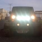 rigid dually d2 driving lights