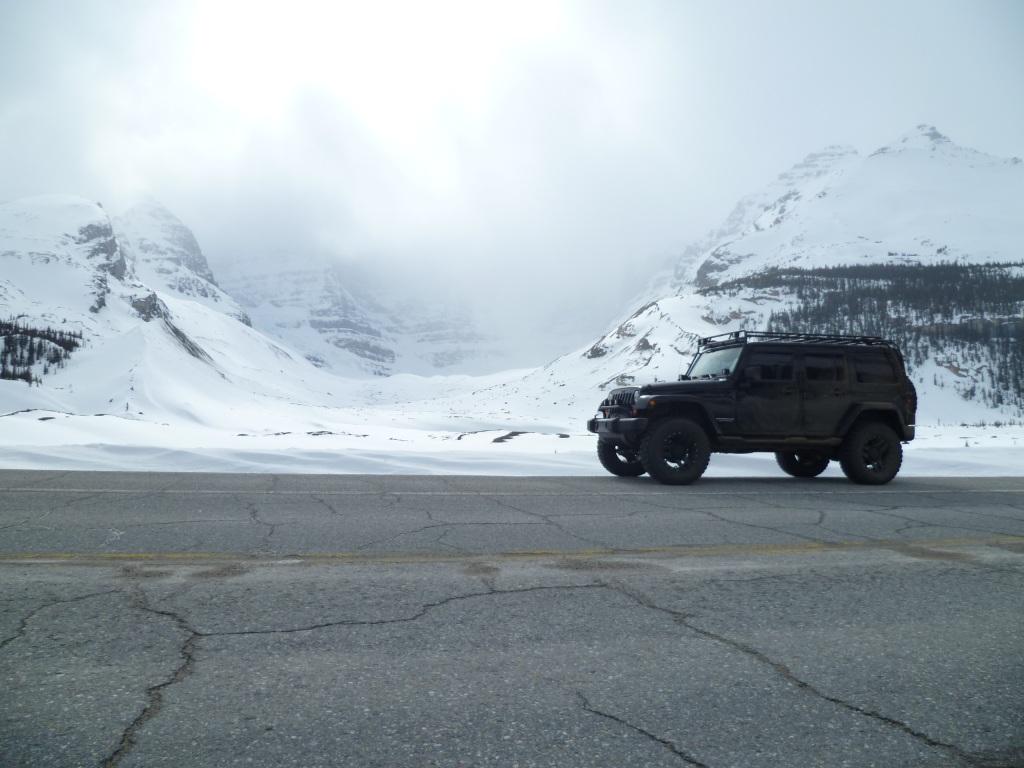 Jasper / Hwy 63 and Hwy 11 (Alberta)