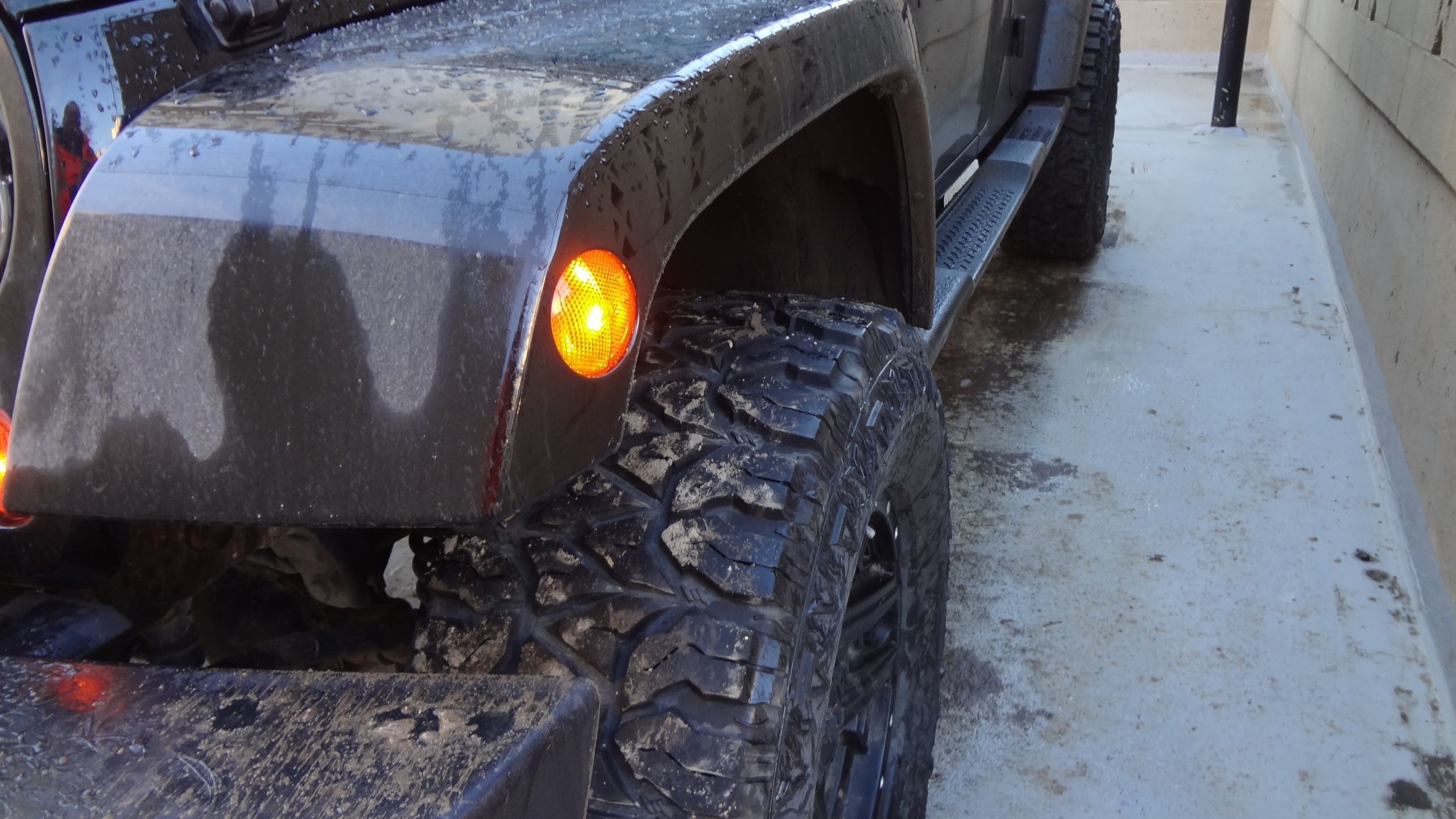 Jeep Side Marker Lights