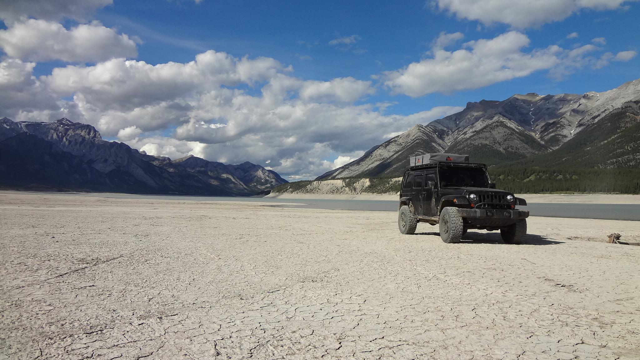 Abraham Lake Alberta