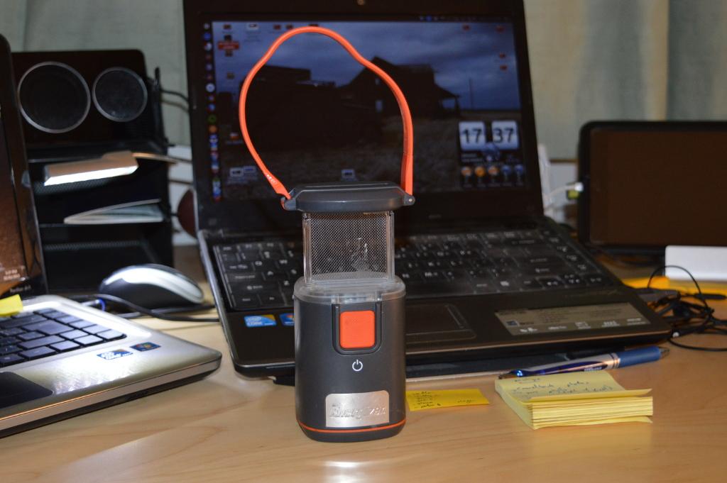 The Energizer Pop Up Lantern