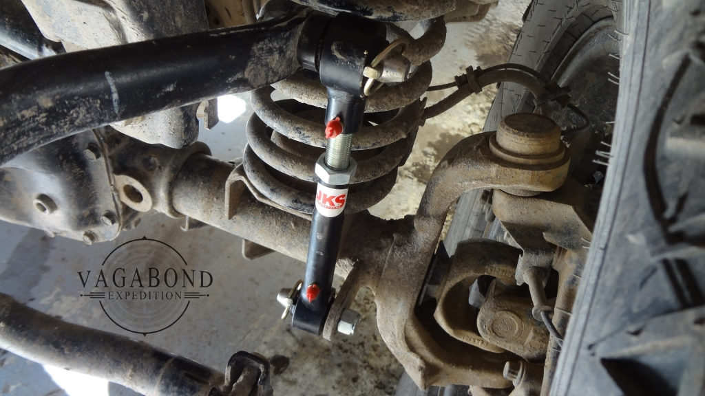JKS Sway Bar Disconnects