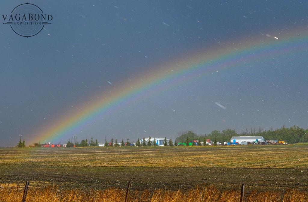 Storm Chasing in Alberta
