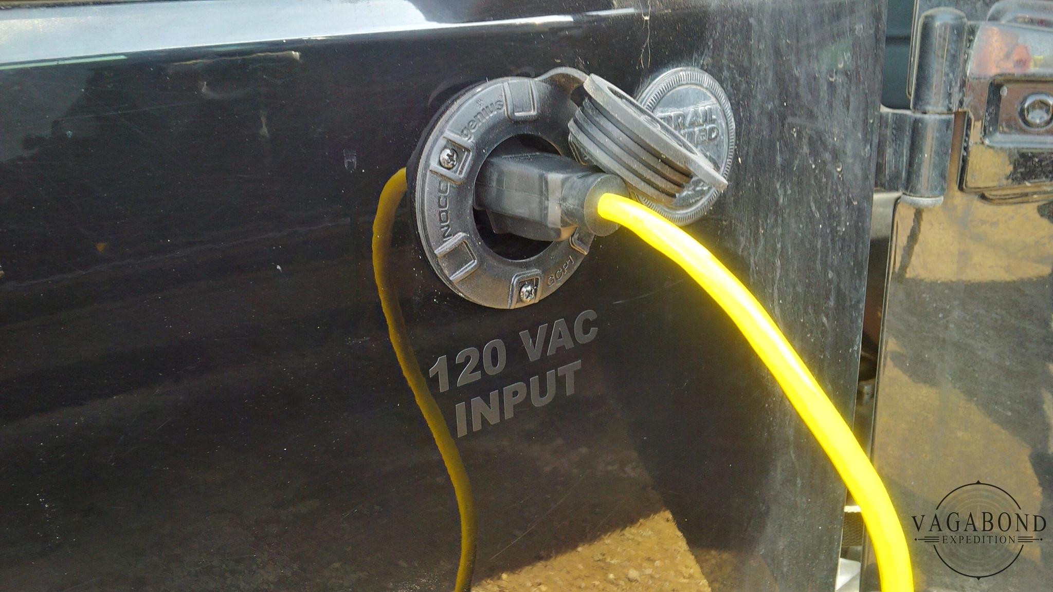 Jeep Shore Power