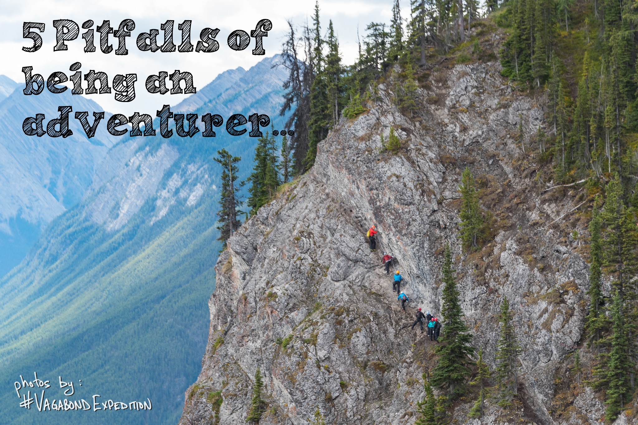 Five Pitfalls of Being an Adventurer